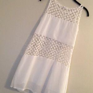 NWOT Cut Out Lace Dress